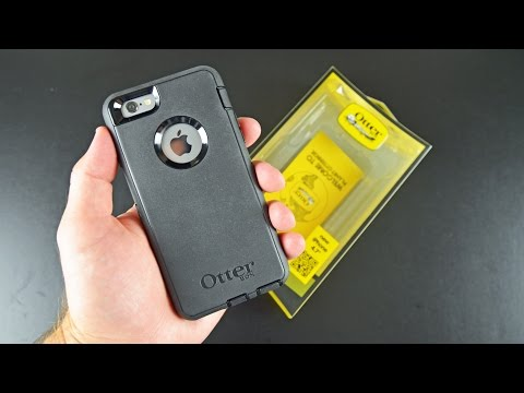 Otterbox Defender Case for iPhone 6: Review