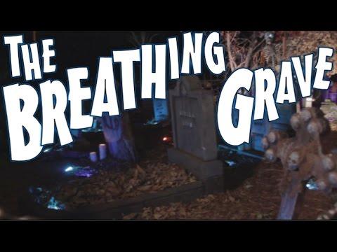Creepy Ground Moving Halloween Decoration - Animated Halloween Prop