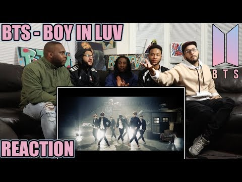 BTS(방탄소년단) _ BOY IN LUV(상남자) REACTION/REVIEW