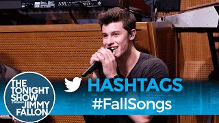 Download Hashtags: #FallSongs with Shawn Mendes Video