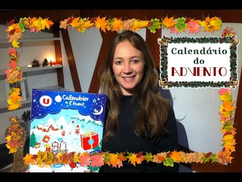 Calendário do Advento - Especial de Natal