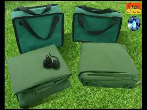patio garden furniture covers   YouTube 1