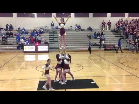 Stewie Stunts - Basket/toe touch/reload/extension