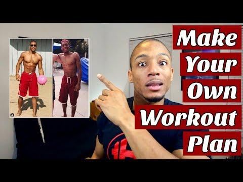 Making A Workout Plan