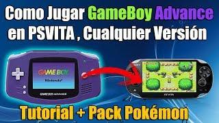 gba emulator for ps vita 3.68