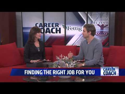 Career Coach on Fox 17 - Landing Your Dream Job