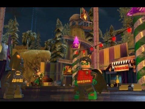 LEGO Batman 2 - All DLC Characters (Hero & Villain Character Packs)