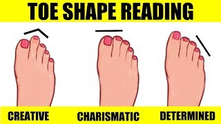What Does Your Foot Shape Say About Your Character?