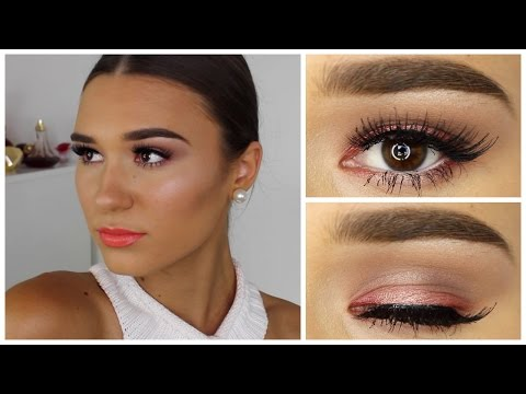 Full Face Of First Impressions - Makeup Tutorial | Shani Grimmond
