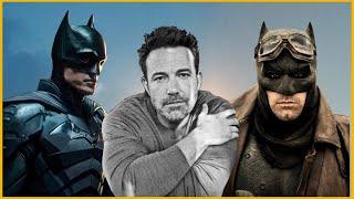 Possible Pattinson Batsuit Update & Why Affleck Left The Batman