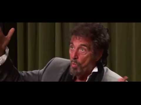 Let S Face It Wow Says Al Pacino