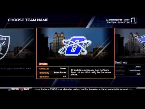 MADDEN 25 PS4 Connected Careers Owner Mode EP. 1: Relocation