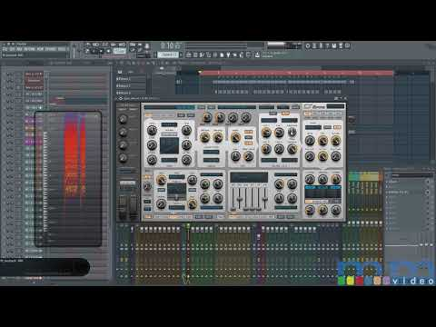 Hardstyle Screetches with Reveal Sound's Spire Synth