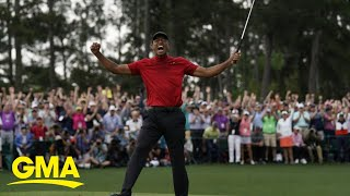 How Tiger Woods recovered to win 2019 Masters l GMA