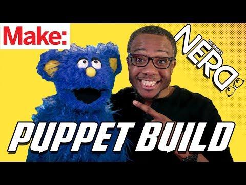 How to Make a Puppet (featuring The Broken Nerd)