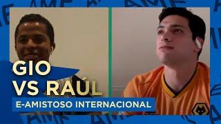 Giovani dos Santos vs Raúl Jiménez eAmistoso