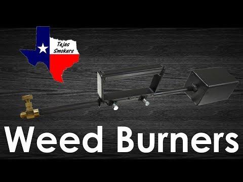 Weed Burners