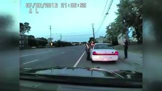 Dashcam video shows officer firing shots into Philando Castile