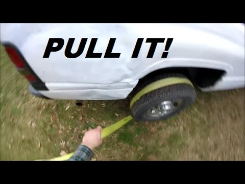 Starting a V8 by Hand