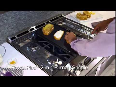Frigidaire Professional 2 in 1Griddle Burner