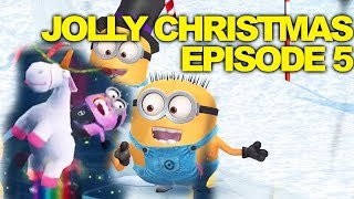 despicable me minion rush jolly christmas gamep - Minion Rush Christmas