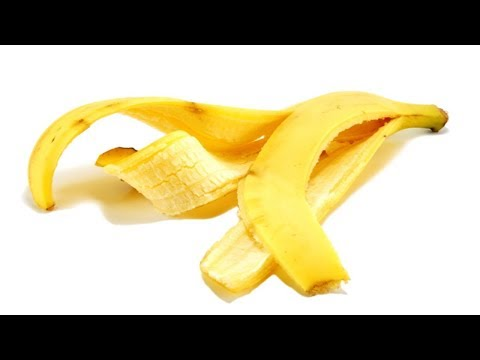 YOU THROW IT AND YOU HAVE NO IDEA THAT BANANA PEEL SOLVES THESE 10 PROBLEMS