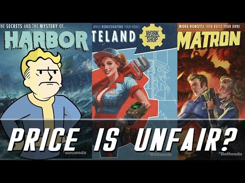 Fallout 4 | Season Pass Price Change?! (Bad or Good?) | Revered Legend