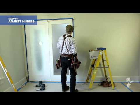 How to Install French Doors