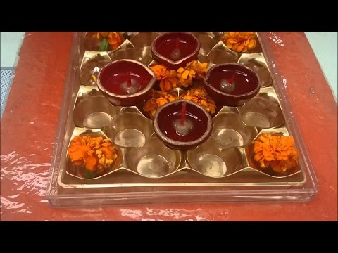Rangoli with Waste Chocolate Boxes | How to use Ferrero Rocher Box | Tips by Sparsh Hacks