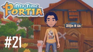 My Time at Portia Episode 21