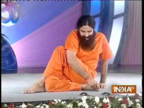 Baba Ramdev Yoga: Mudrasana for Good Digestion, Increase the Concentration