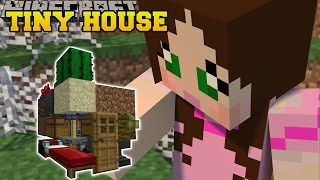 Minecraft: TINY HOUSES (MINI HOUSES, SLIDES, SWINGS, & SLIDES!) Custom Command