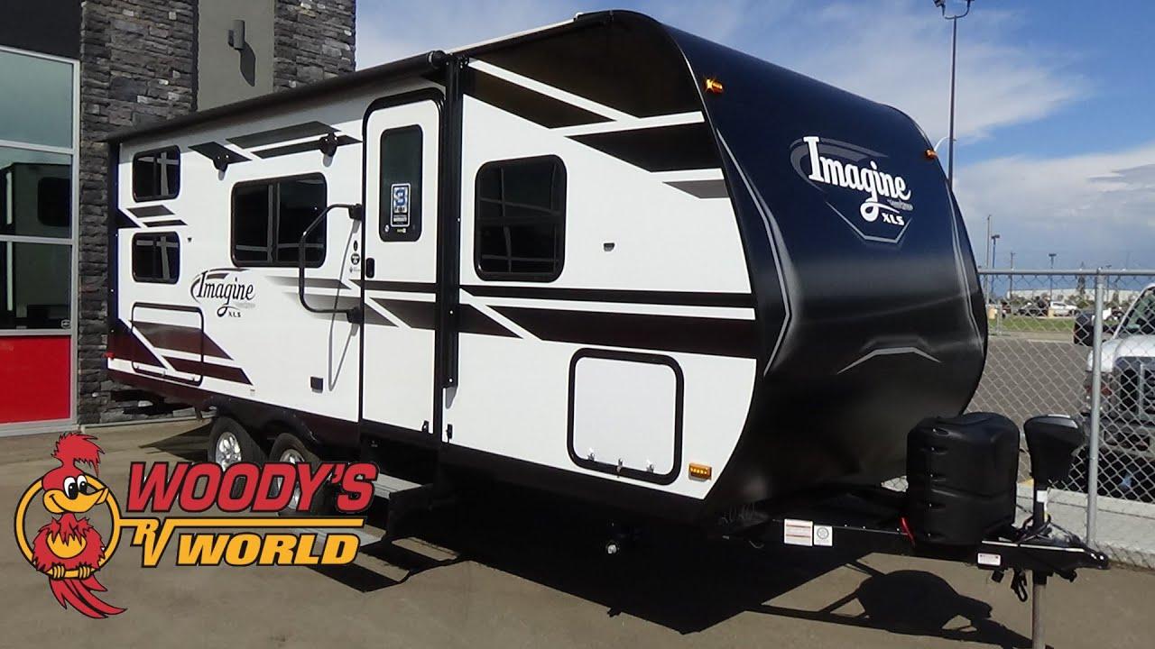 2019 Grand Design RV Imagine XLS 21BHE Travel Trailer Bunk House