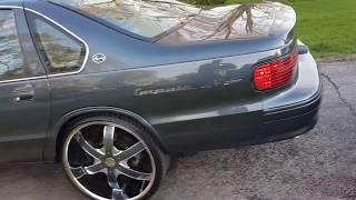 Chevy Impala Ss On 24s Vidlyxyz