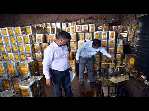 Duplicate Sarso aur Refind Oil