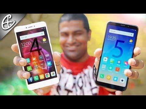 Redmi Note 5 vs Redmi Note 4 - Should You Upgrade? Full Comparison!