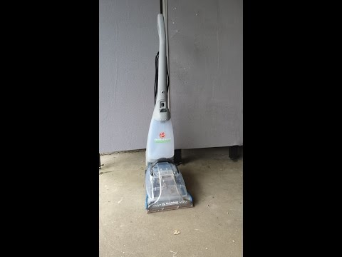 Onecheapdad Review Hoover Quick and Light Carpet Cleaner