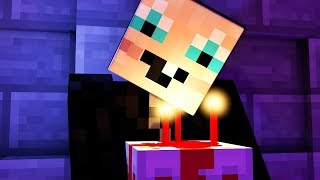 Minecraft Happy Death Day - WHO IS THE KILLER?! | Minecraft Scary Roleplay