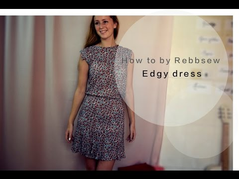 How to make an edgy dress!