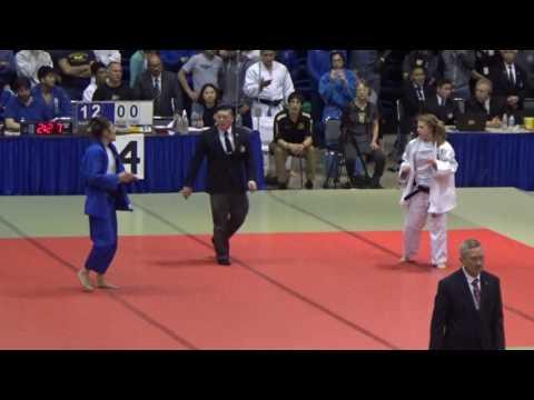 Women Black Belt - 2017 San Jose Buddhist Judo Invitational Tournament