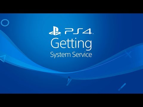 Getting System Service