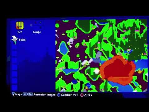 Terraria PS3- ¿Cómo encontrar a la Plantera? sin pociones