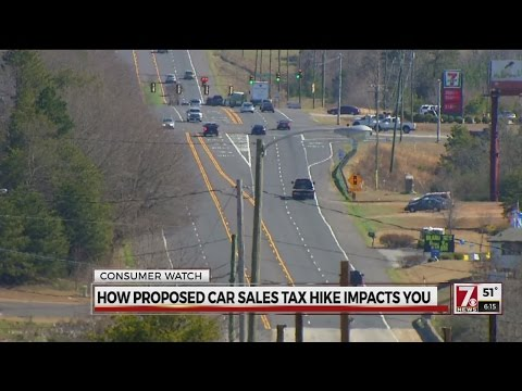 Car sales, gas tax and vehicle registration fee to go up in SC roads bill
