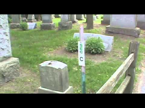 How to find the grave of Hymen A. Vogel M.D., Machpelah Cemetery, Ferndale, MI, June 17, 2014