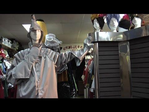 Handmade Tin Man Costume : Homemade Halloween Costume Ideas