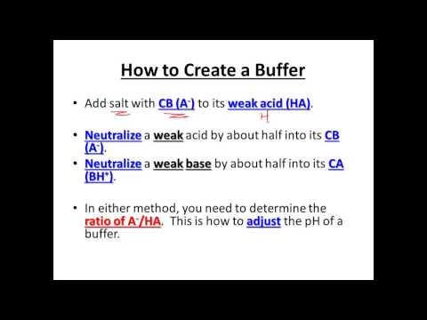 AP Video 15.3 -- Creating a Buffer & Buffer Capacity