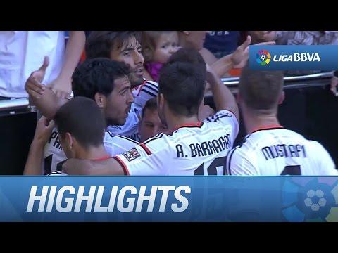 Resumen de Valencia CF (3-1) Atlético de Madrid - HD