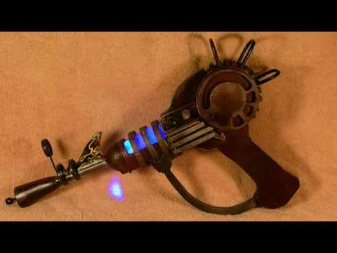 Nazi Zombies Ray Gun Prop