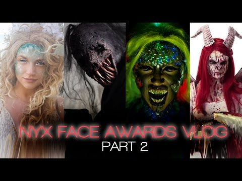 My experience in the NYX Face Awards -- Part 2