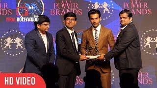 Rajkummar Rao At Bollywood Film Journalist Awards 2018 | Power Brands Bollywood Awards 2018